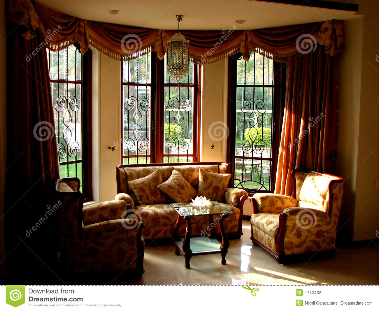Beautiful interiors stock photography image 1772482 for Beautiful house interiors photos