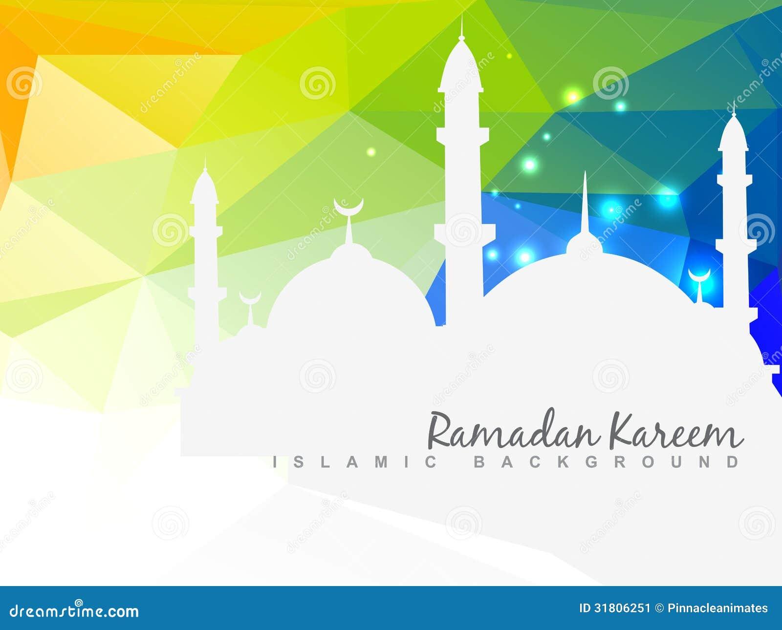 Beautiful Islamic Background Stock Image - Image: 31806251