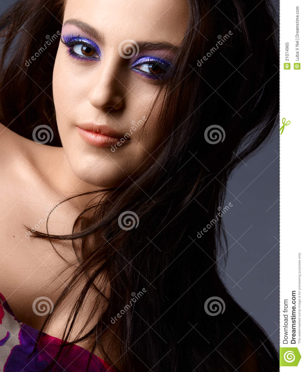 Beautiful Italian Woman With A Smile Royalty Free Stock Photo - Image 21074965-4947