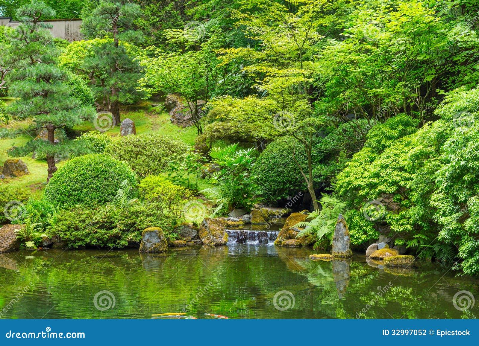 astonishing beautiful zen garden | Beautiful Japanese Garden stock photo. Image of serenity ...