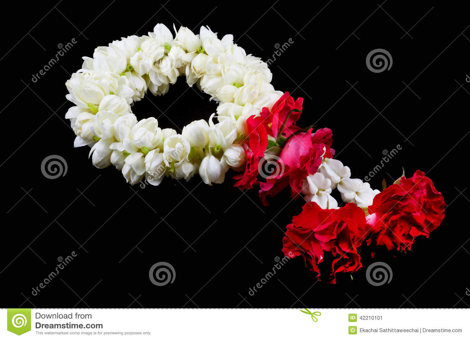 Pin India Jasmine Flower Garland Images To Pinterest