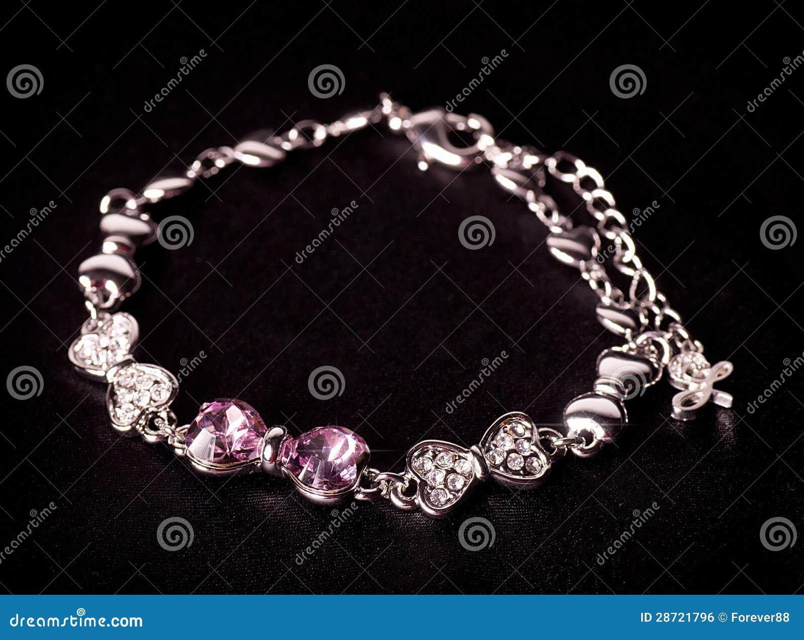 Beautiful Jewelry On Background Stock Photo - Image: 28721796