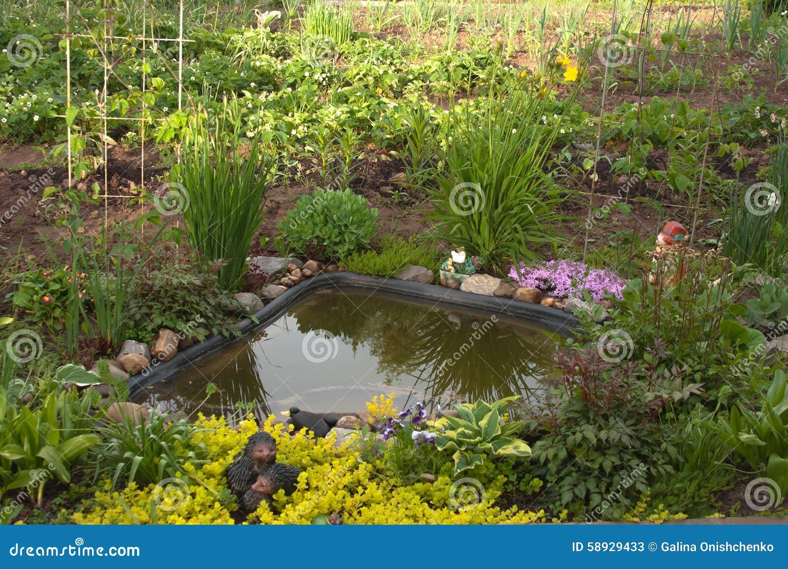 Beautiful landscape design stock photo image 58929433 for Beautiful garden design