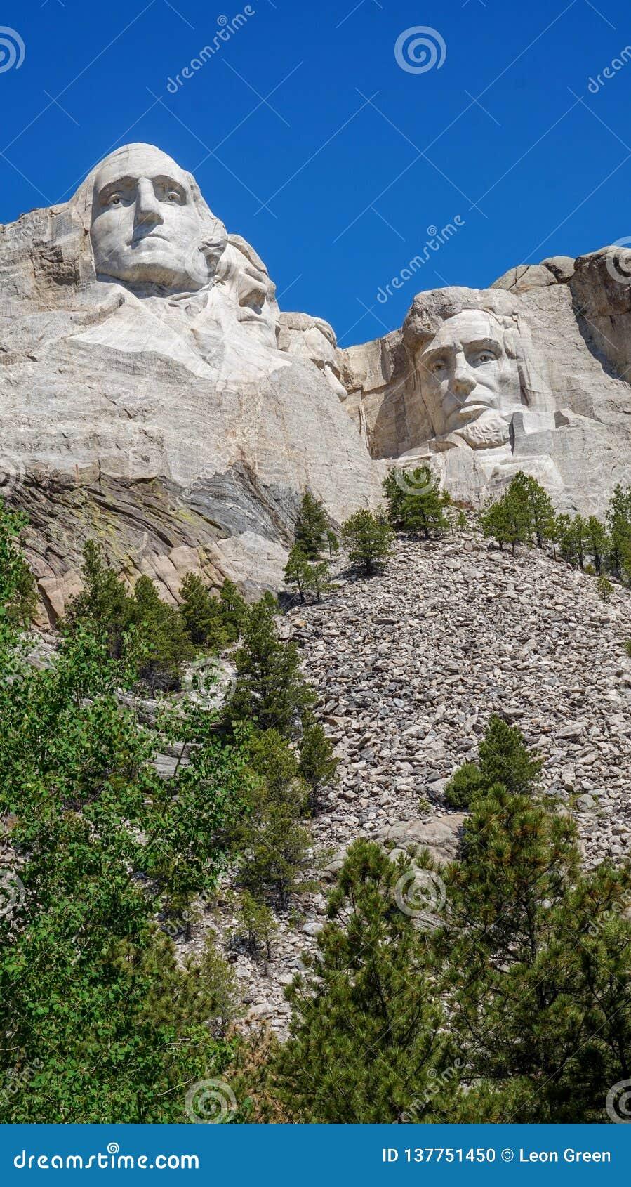 Mount Rushmore Monument