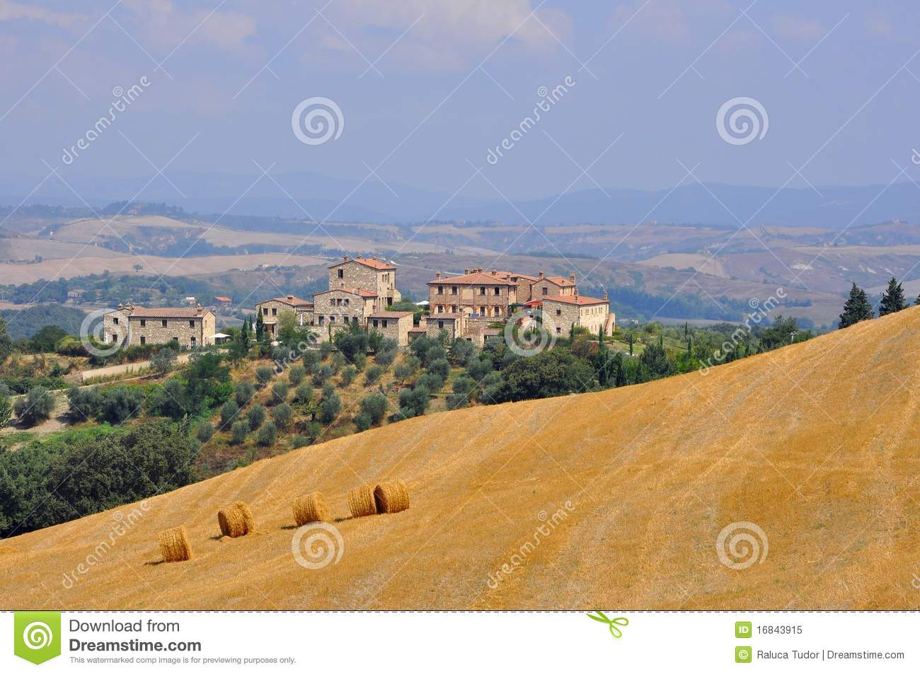 beautiful tuscany landscape italy - photo #26