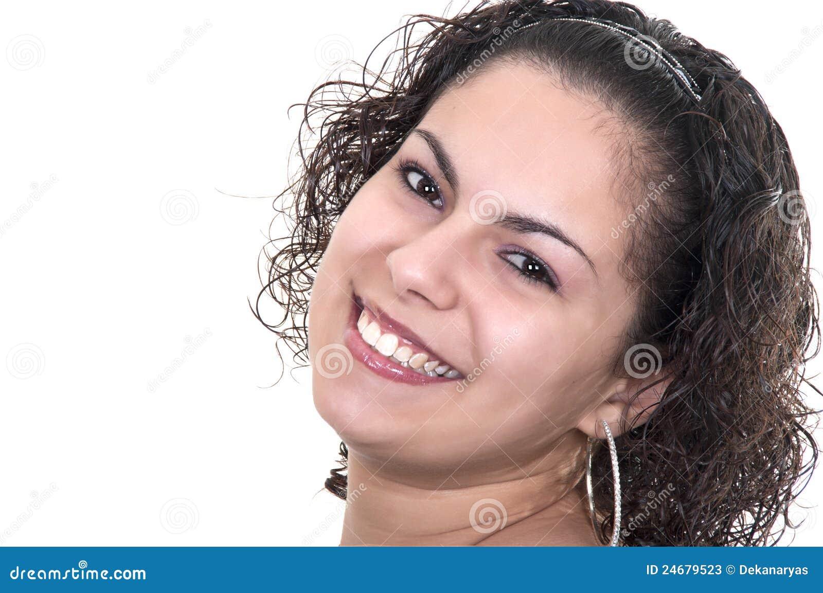 hairy latin woman: