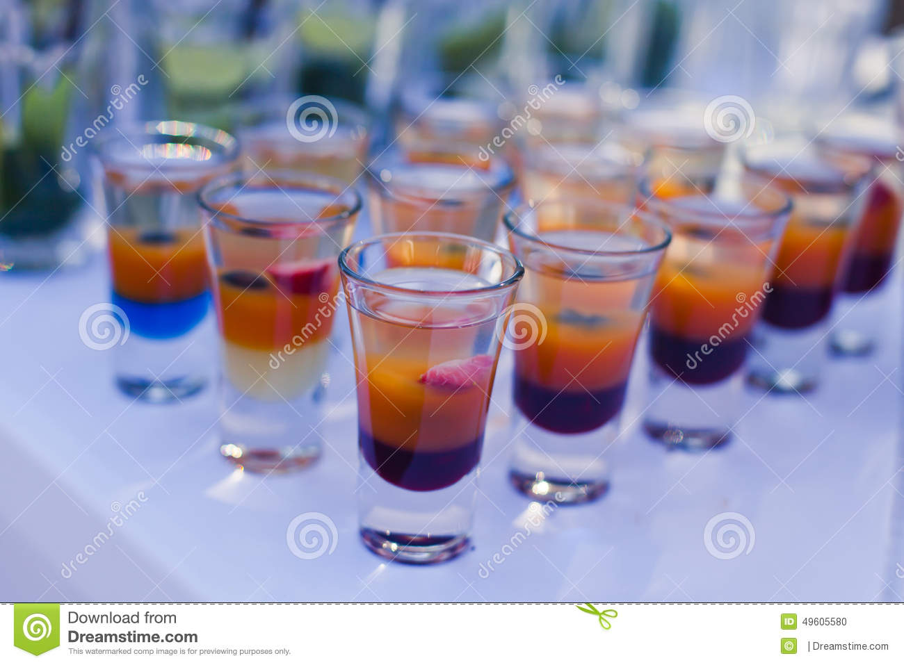 Beautiful line and silhouette geometrical poly gram stars for Party drinks with tequila
