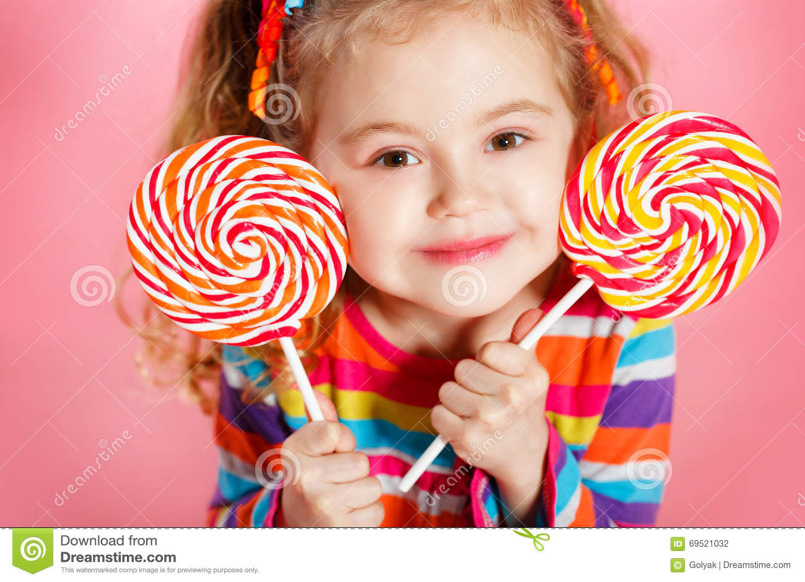 littlegirl tied up Beautiful little girl with lollipop