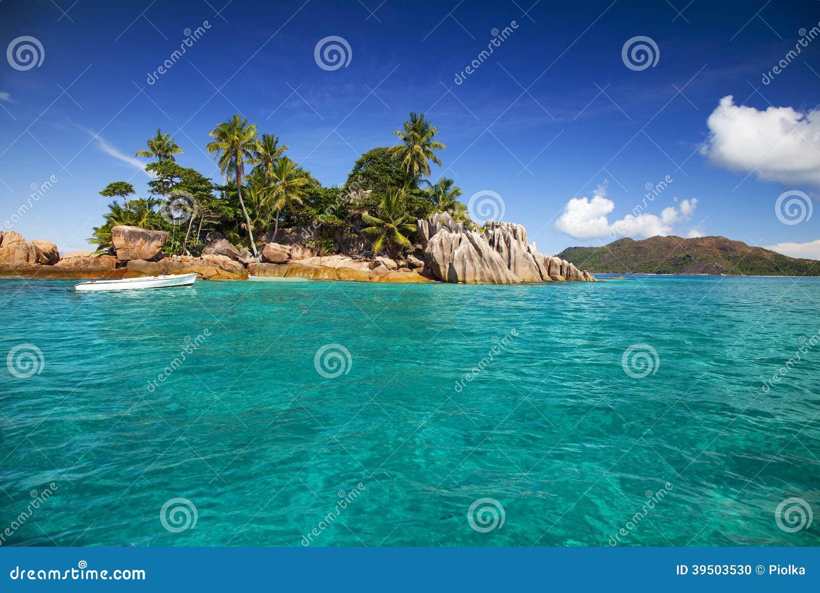 Beautiful little Island