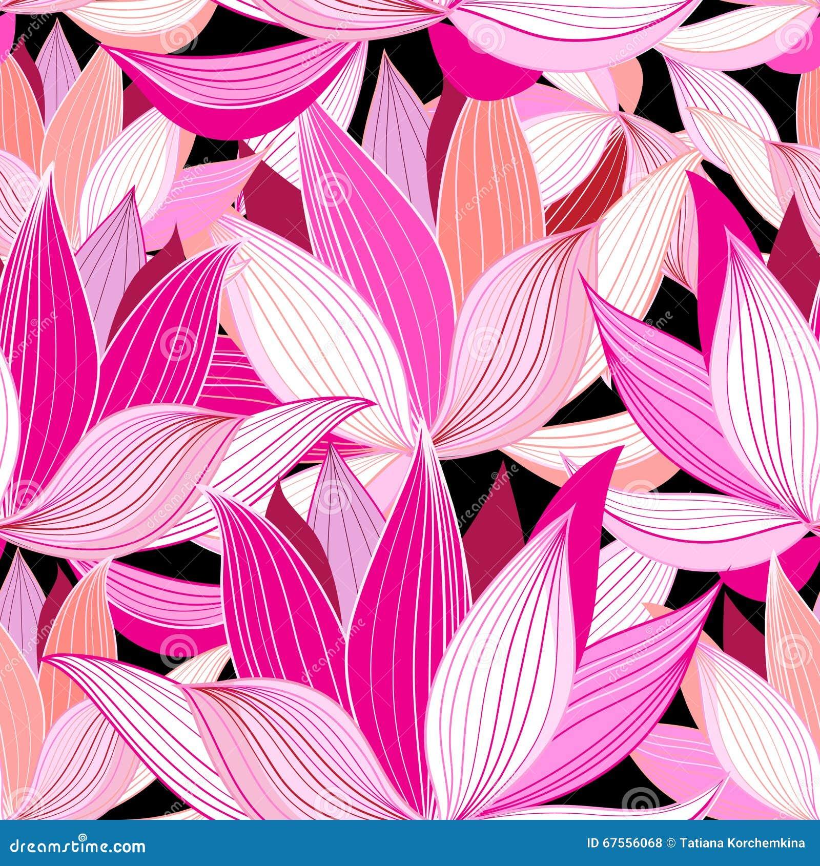Beautiful lotus flower pattern stock vector illustration of lotus beautiful lotus flower pattern izmirmasajfo
