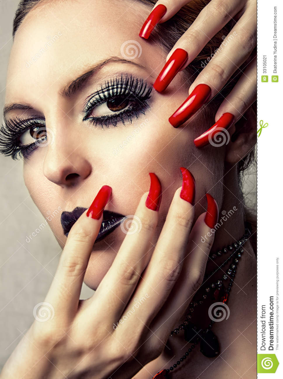 Women With Long Natural Fingernails Fashion 21