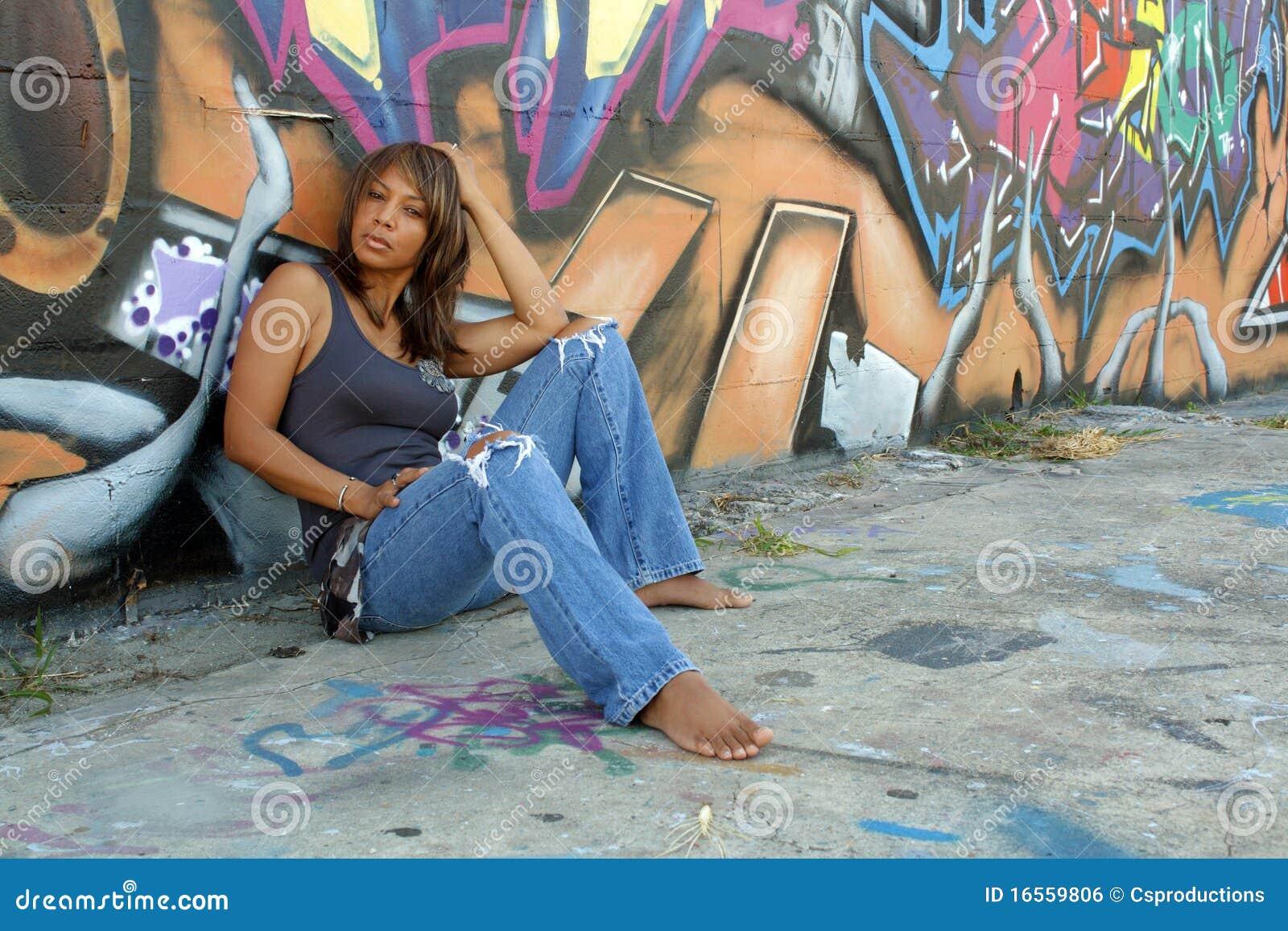 Beautiful mature black woman consider