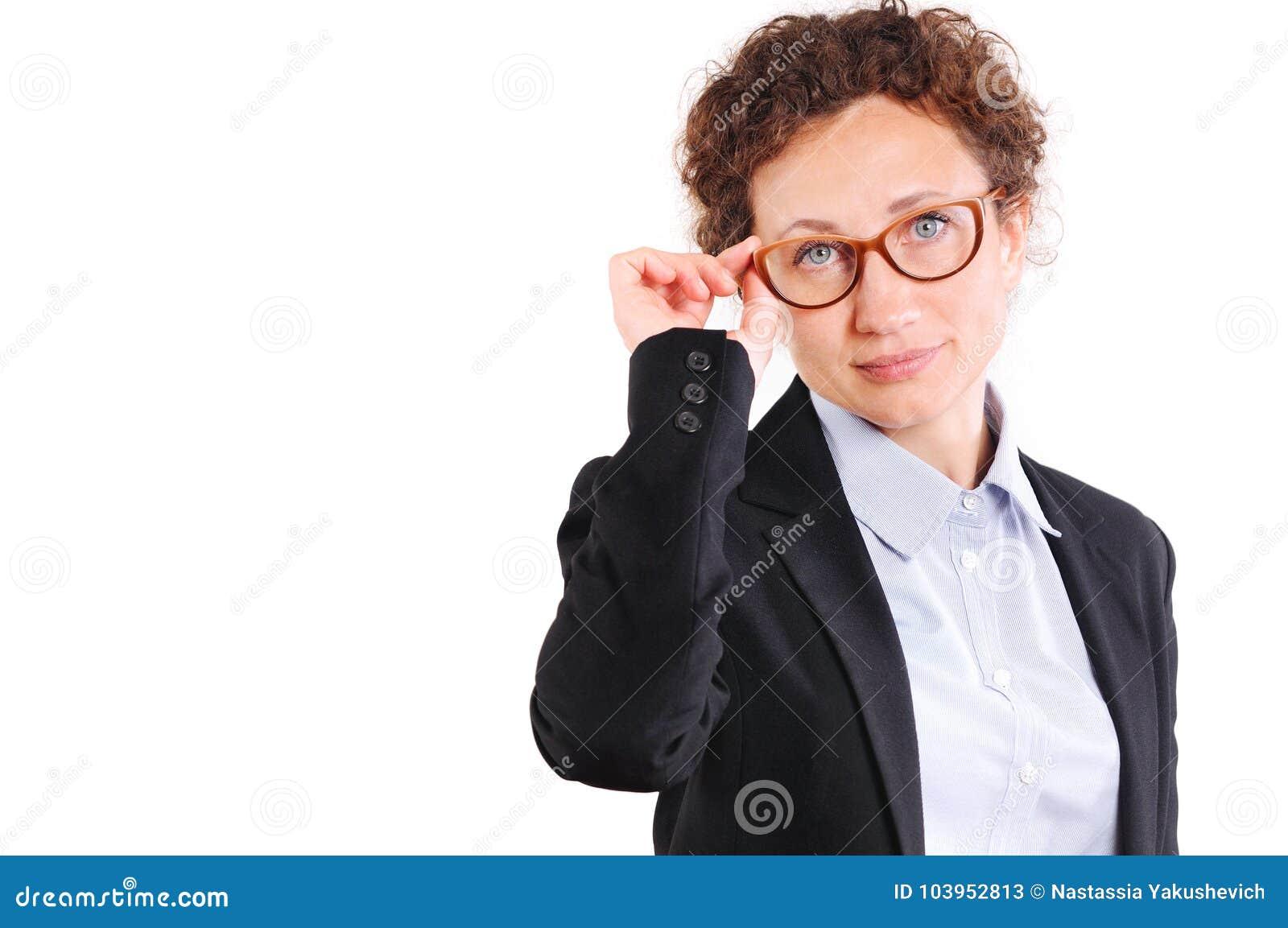 woman Mature business