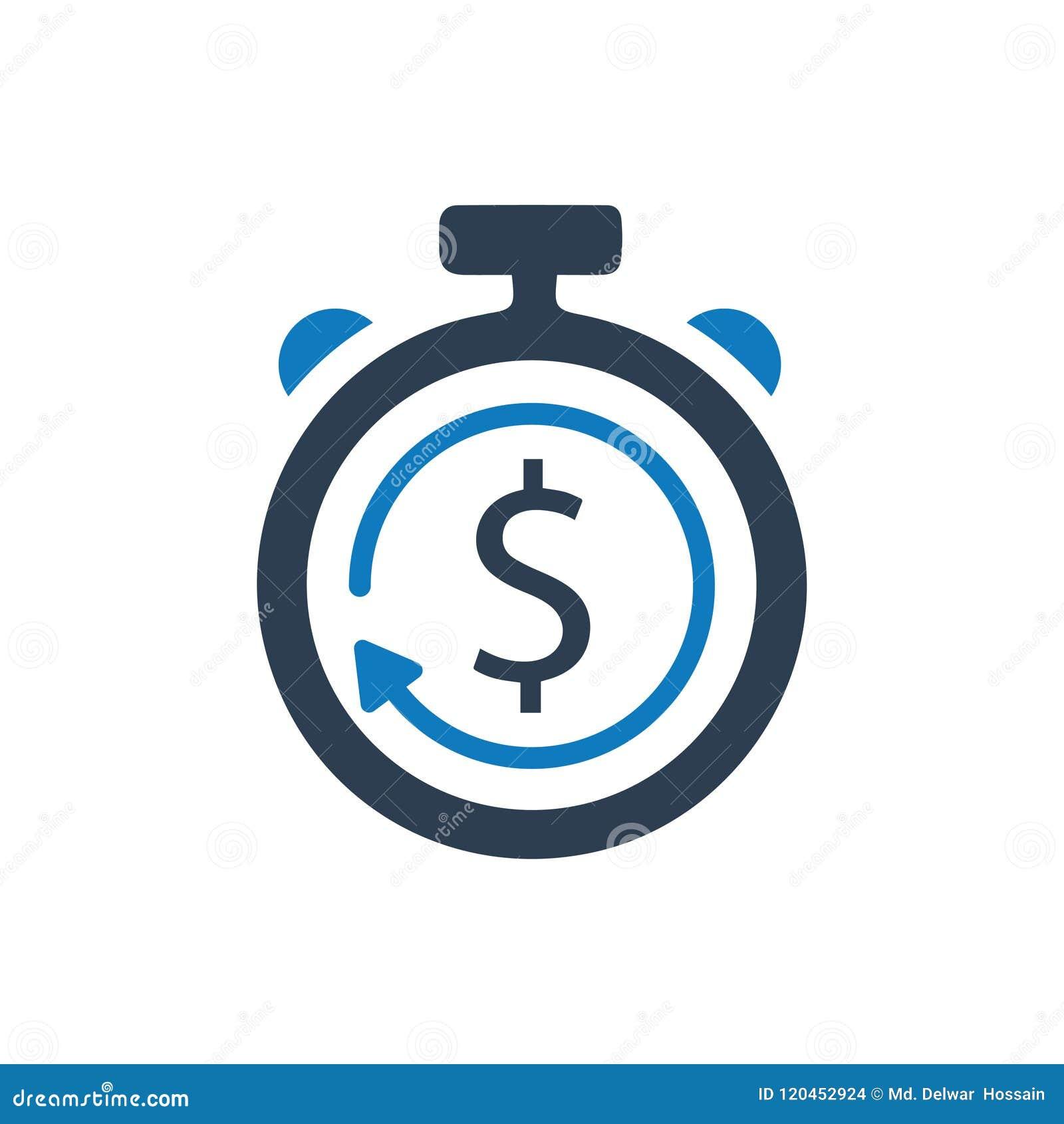 Budget Estimate Icon Stock Vector Illustration Of Productivity