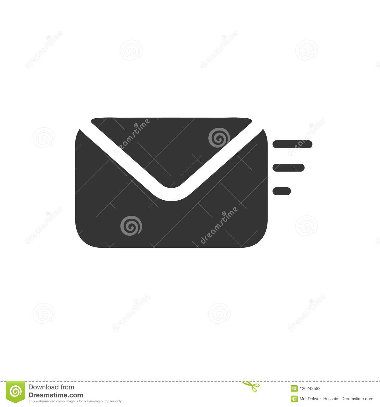 First Mail Icon