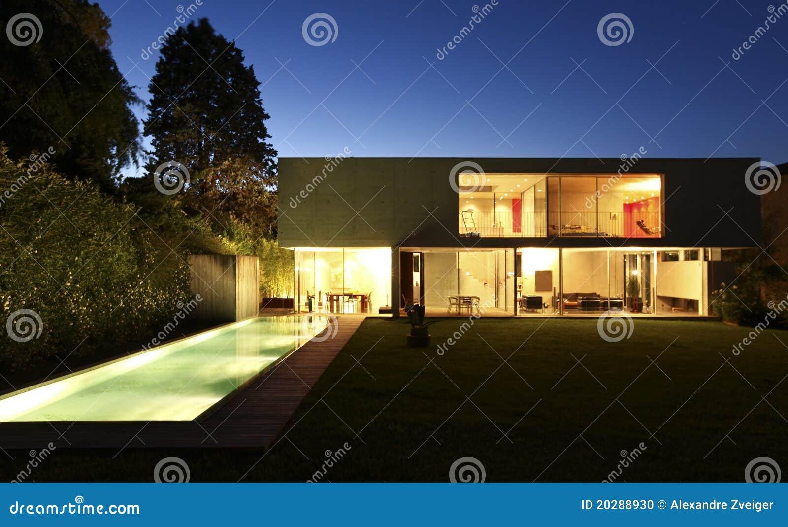 Simple Home Facade