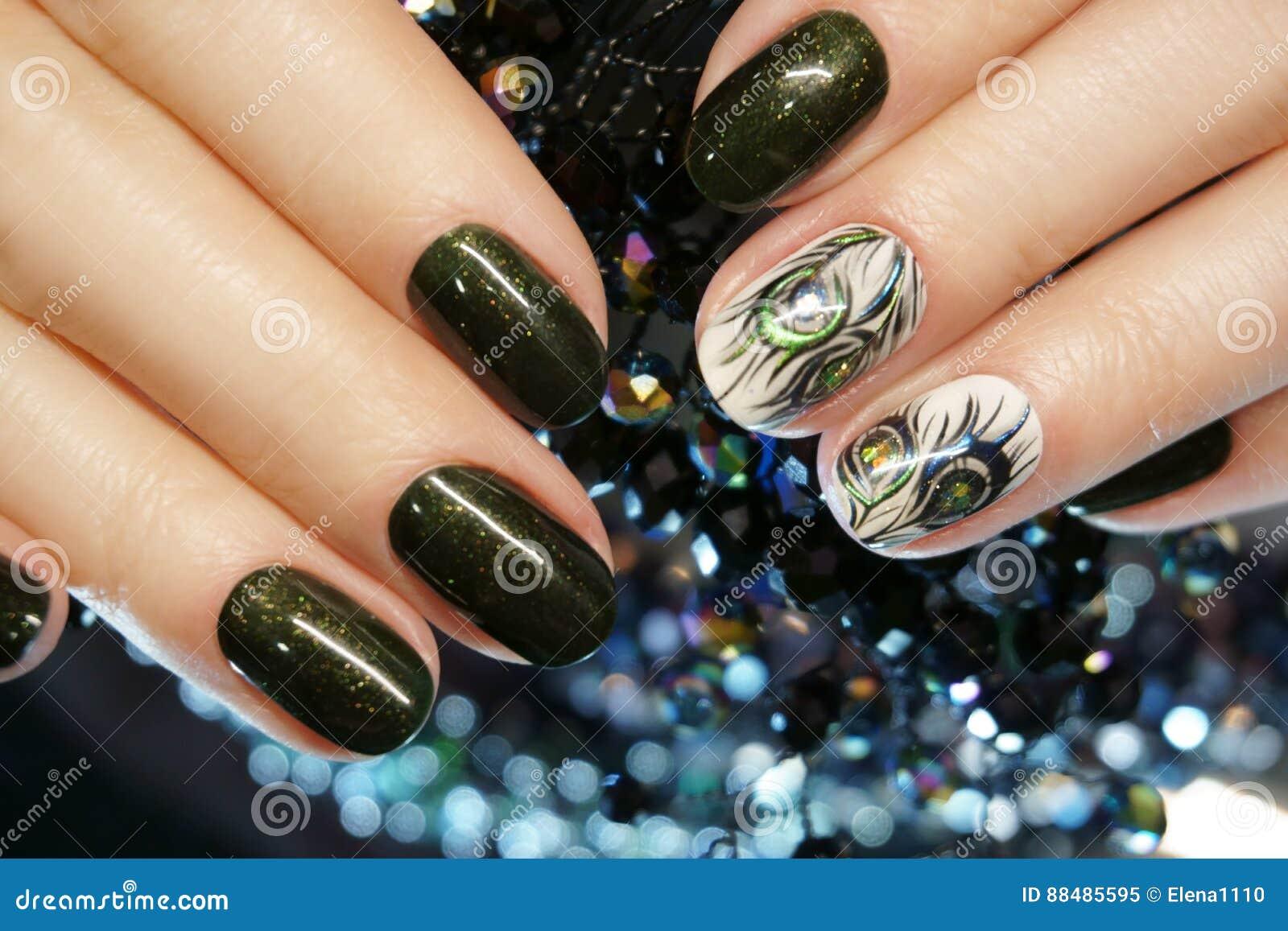 Beautiful Nail Atr Manicure Nail Designs With Decorationnicu