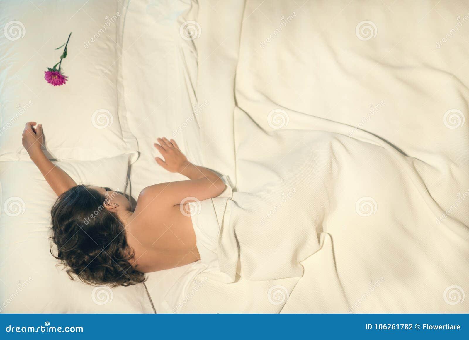 Join. camping sleeping naked girl idea