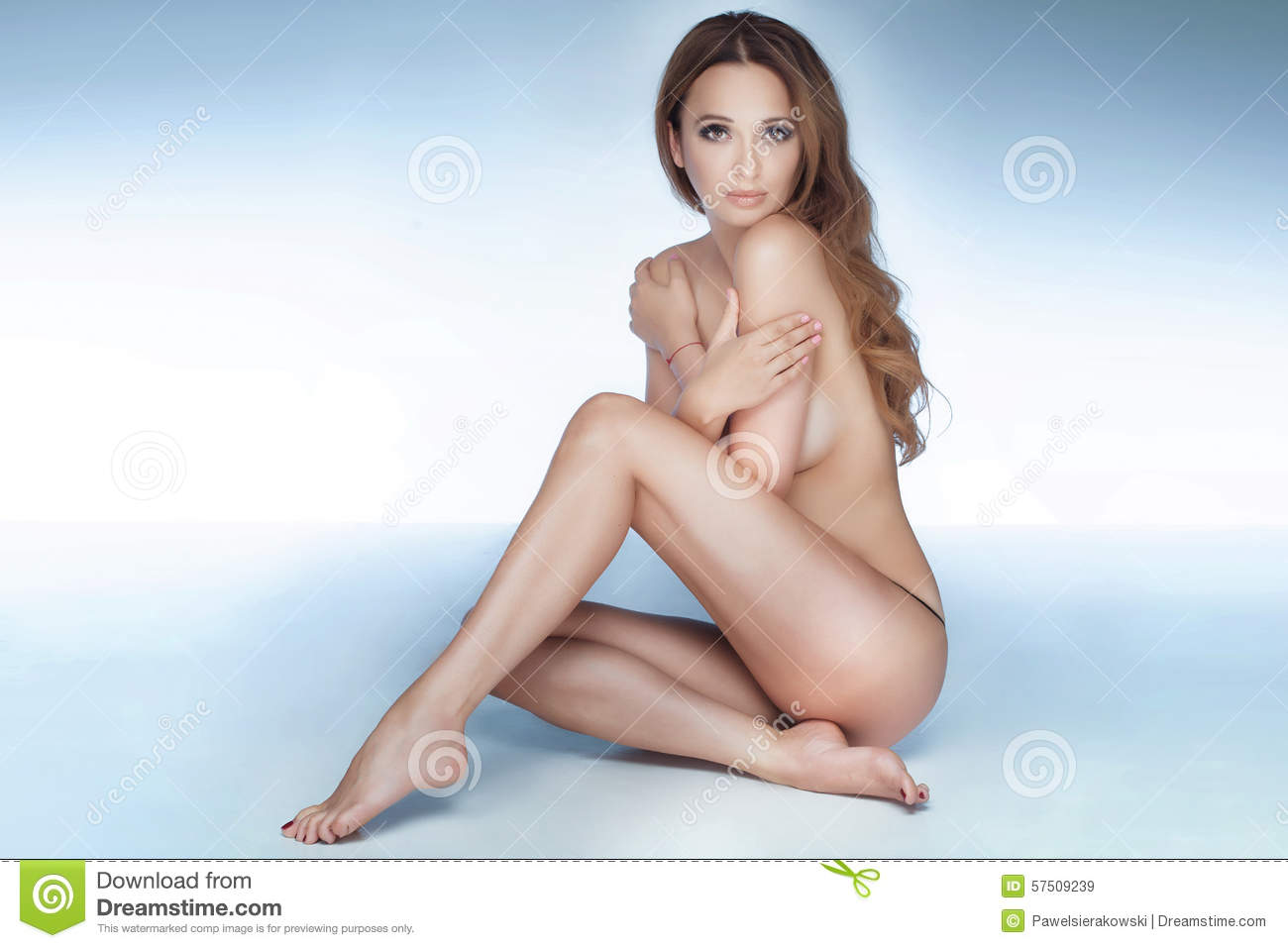 nude flesh female