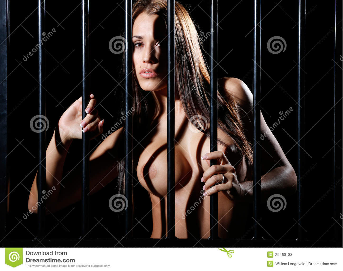 naked in style prison