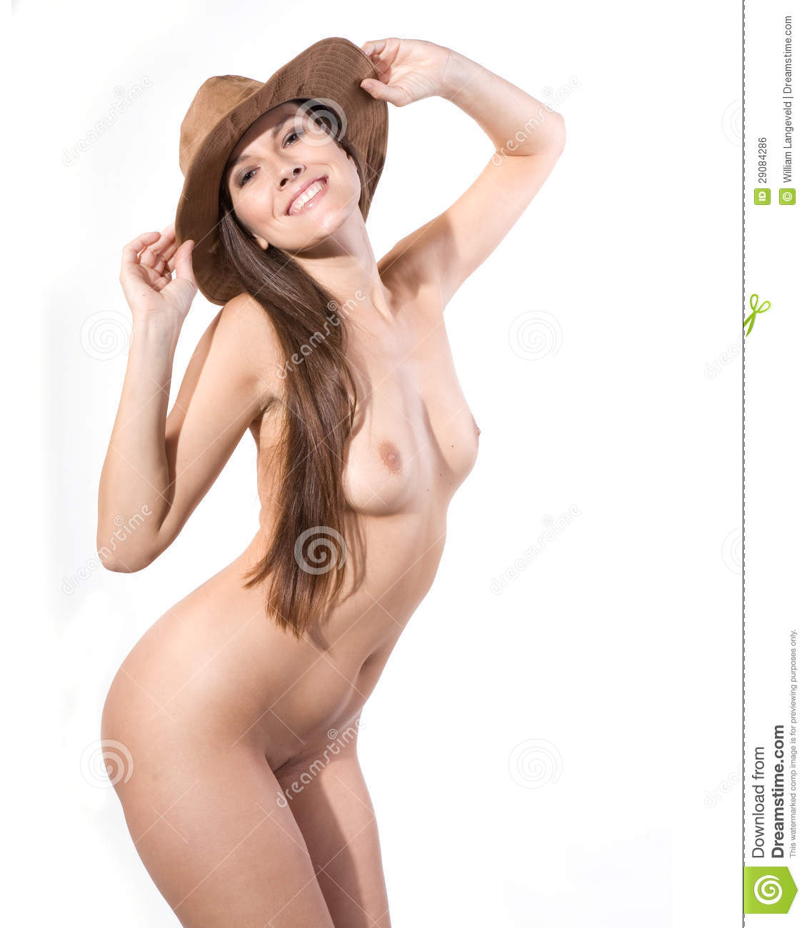 Beautiful nude naked women