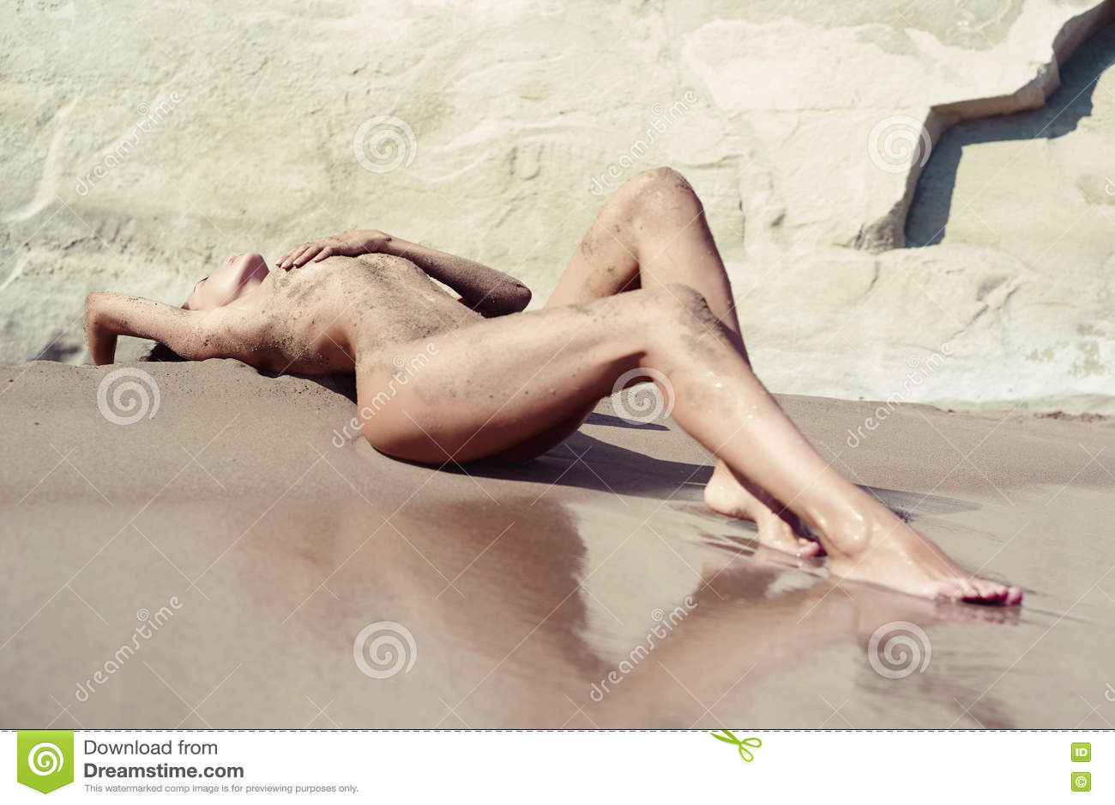 Hairy everywhere nude girls