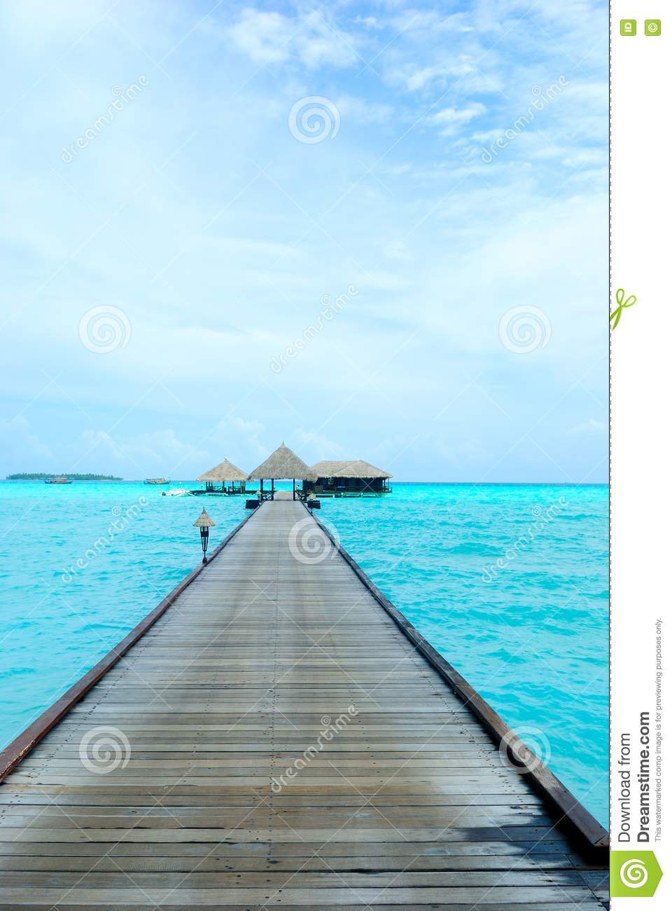 Beautiful Ocean View Royalty Free Stock Photos Image