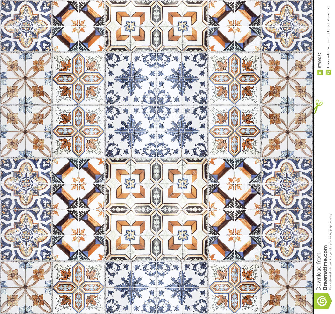 how to find old ceramic tiles