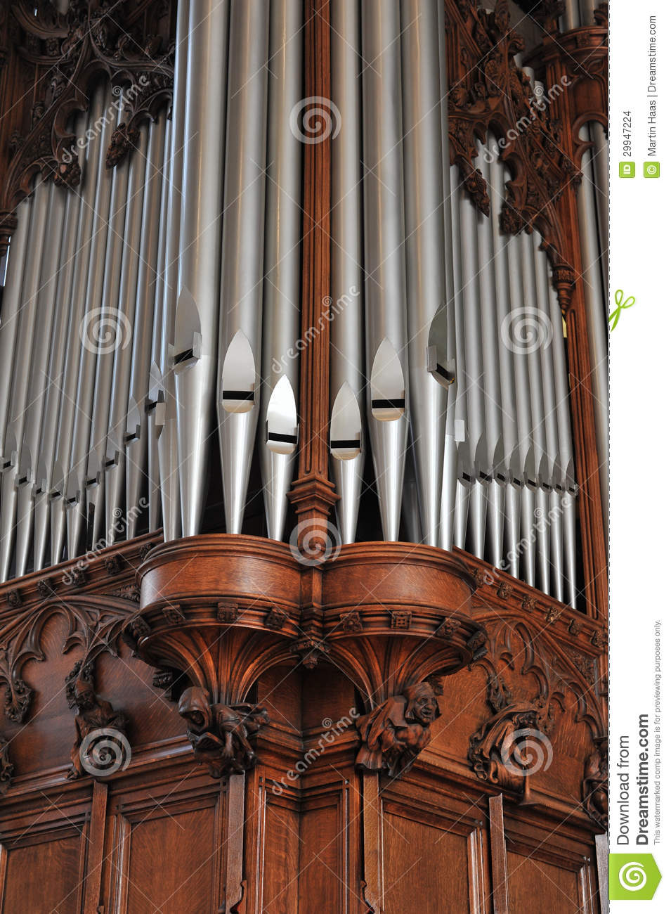 Pipe organ pipes stock photo image of pipe sound for Classic house organ sound