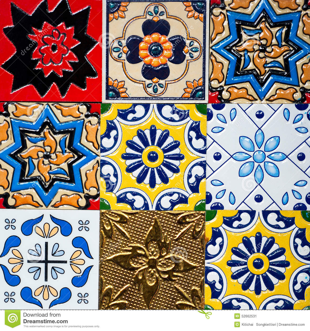 Beautiful old wall ceramic tiles patterns handcraft from thailand beautiful old wall ceramic tiles patterns handcraft from thailand public dailygadgetfo Images