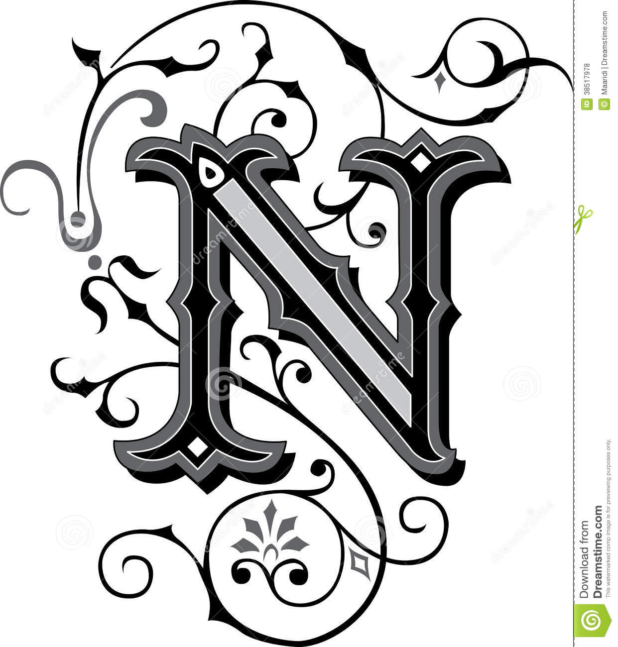 The gallery for --> Letter N Designs
