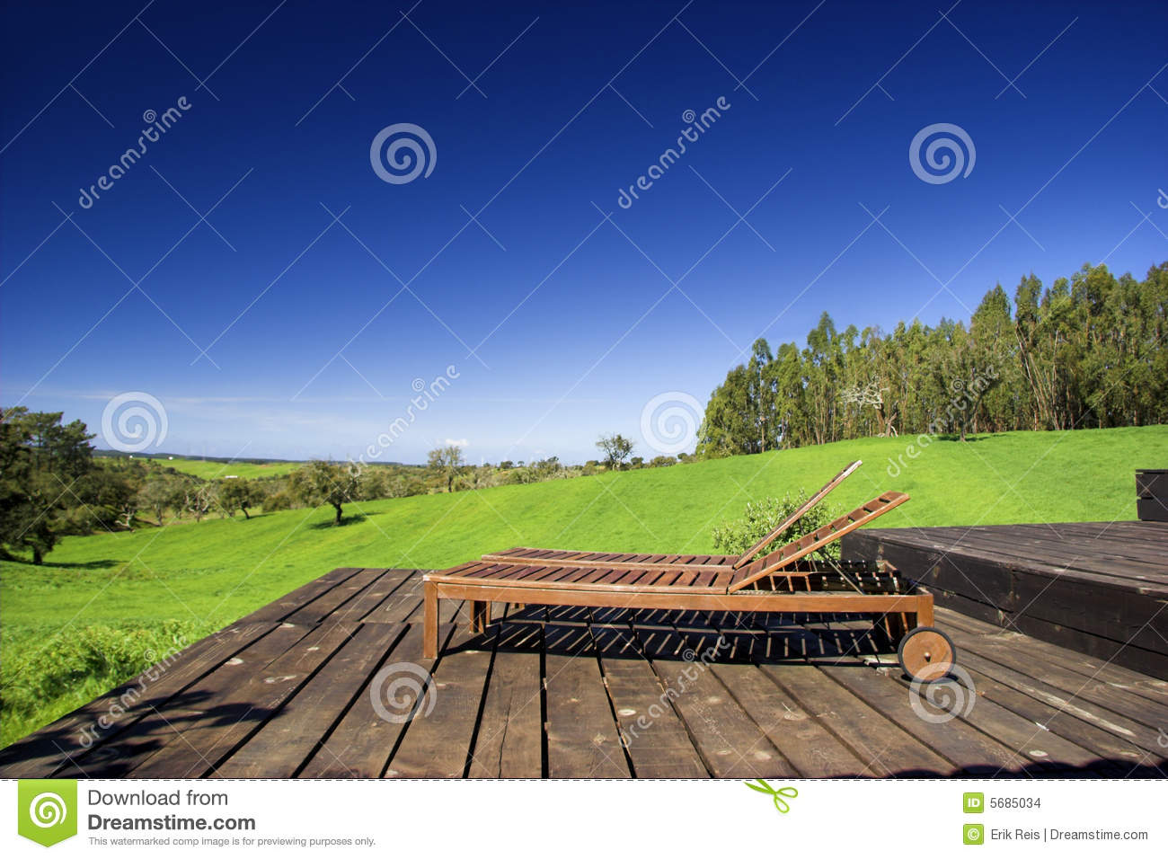 Beautiful Outdoor Space Stock Images Image 5685034