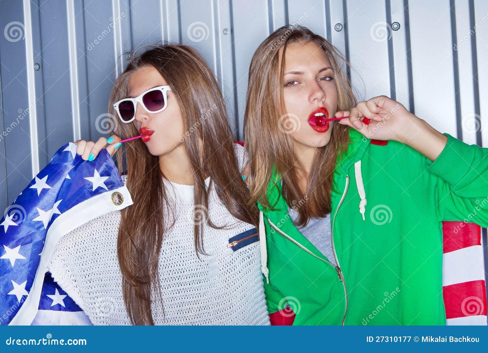 Does Russian teen lollipop