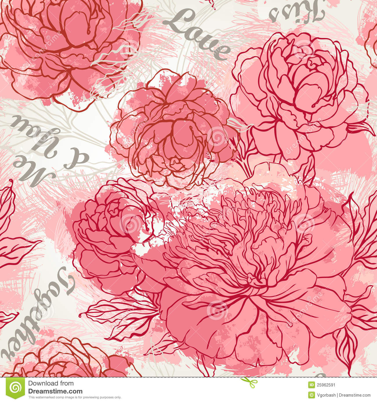 Peony flower isolated on white stock vector 368014568 shutterstock - Peony Flower Pattern Stock Image 23892711 1300x990 Beautiful