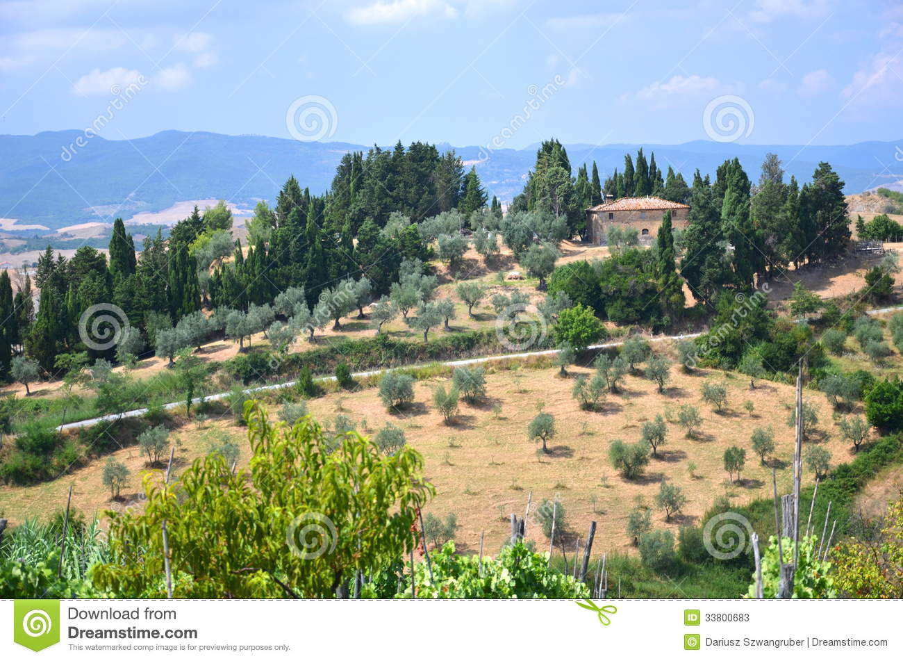 beautiful tuscany landscape italy - photo #35