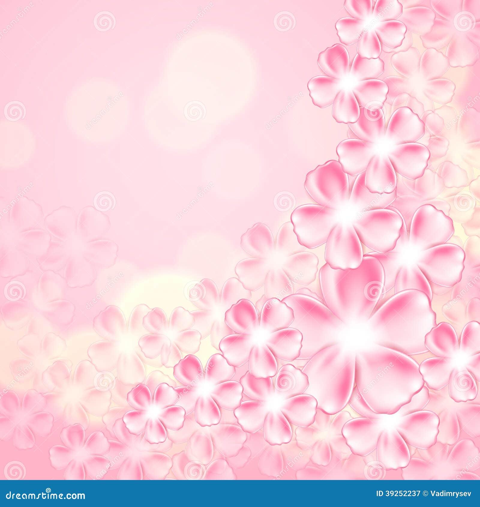 beautiful pink flower background wwwpixsharkcom