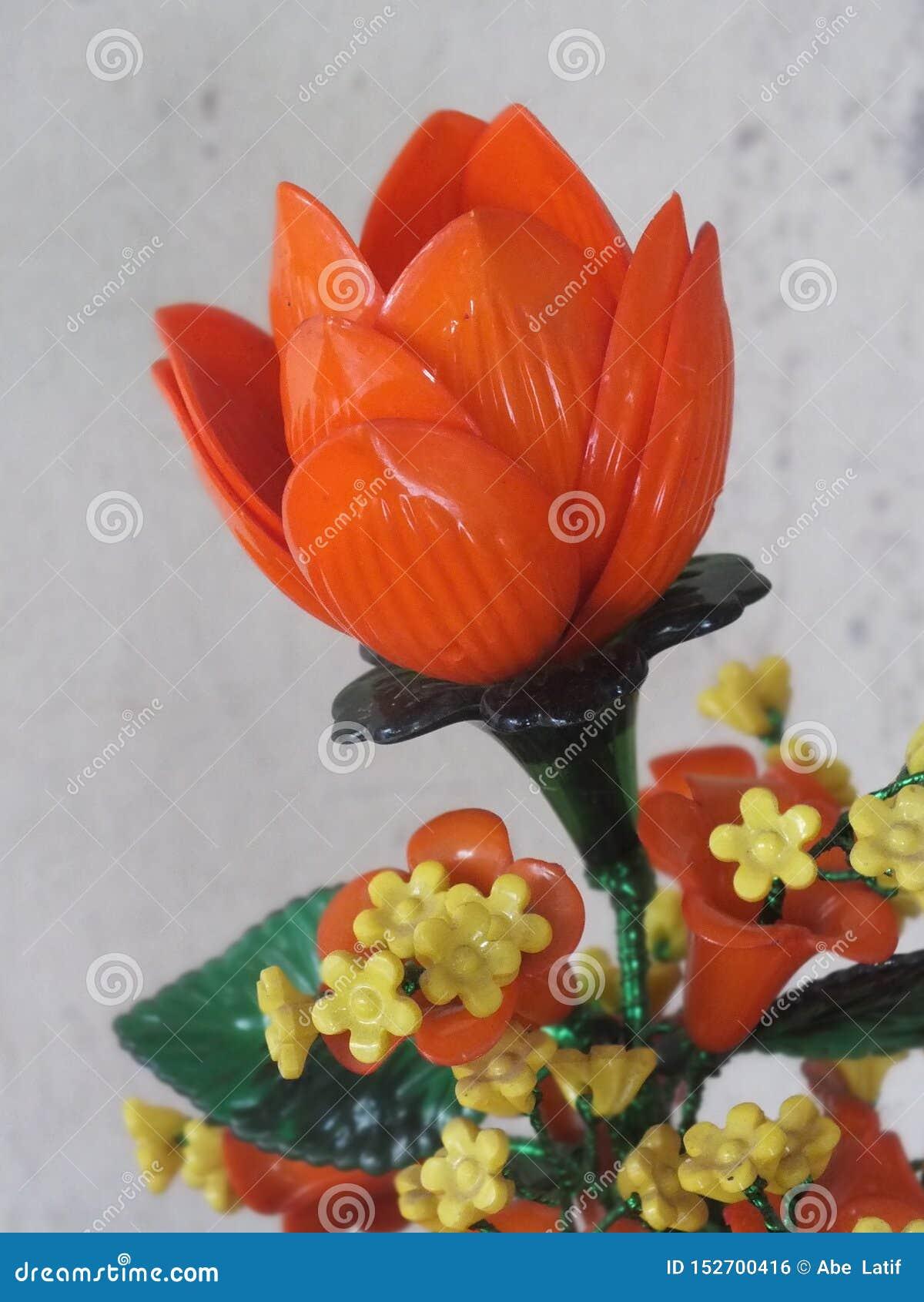 Beautiful Plastic roses