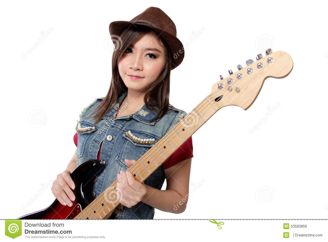 Seems excellent Asian punk rock girl was