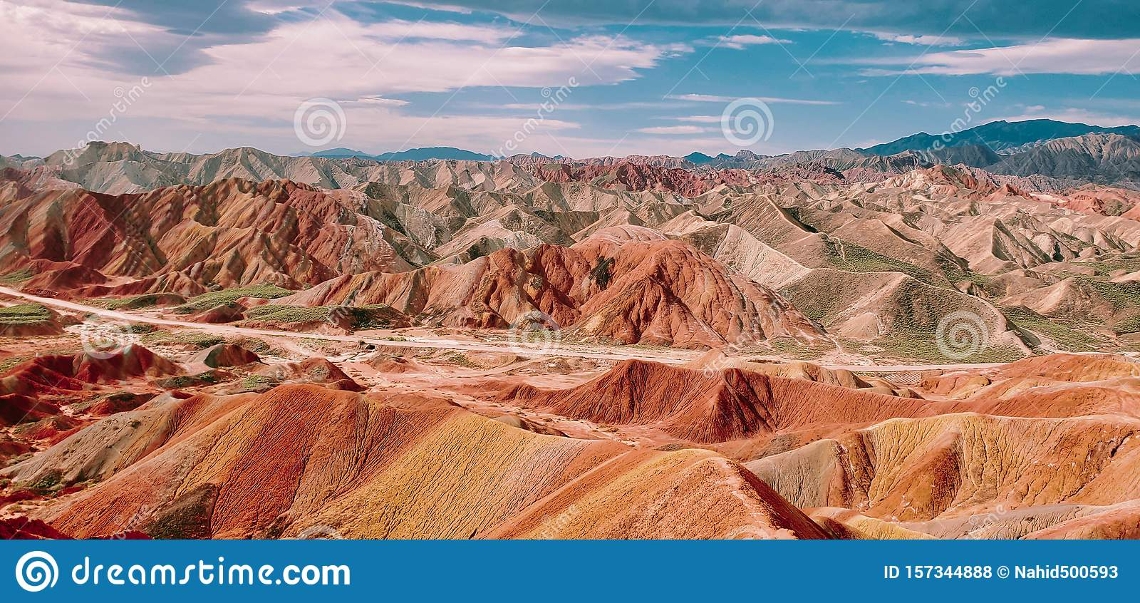 Purple Mountain China