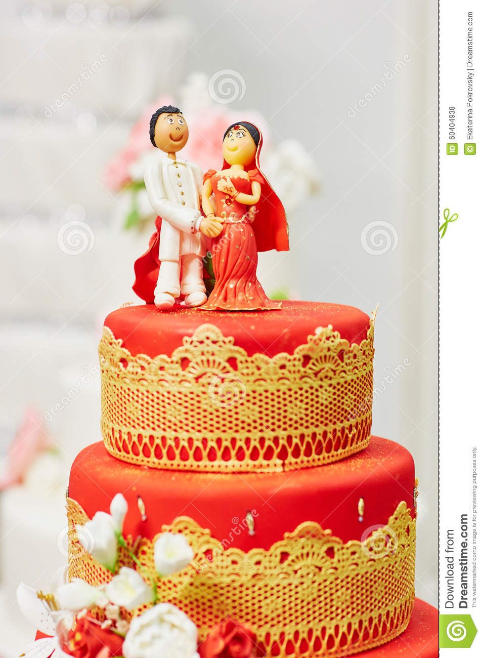 wedding cakes indian style beautiful and yellow wedding cake in indian style 24628