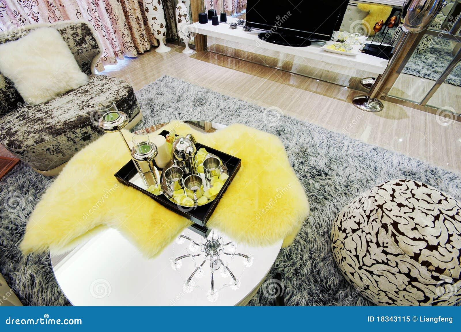 Beautiful Room Decoration Royalty Free Stock Photo Image