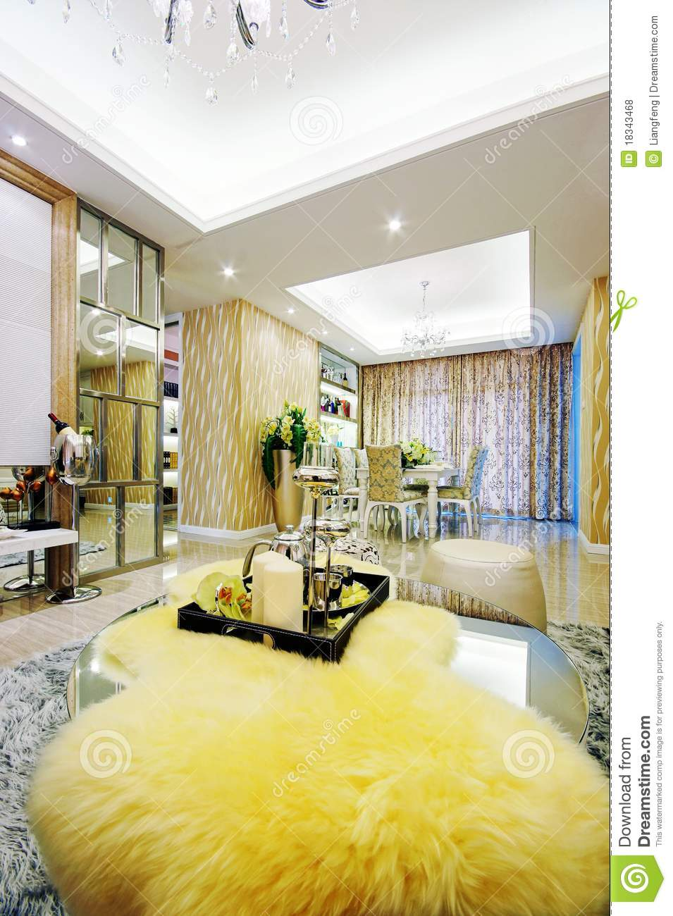 Beautiful room decoration royalty free stock photos for Beautiful room decoration