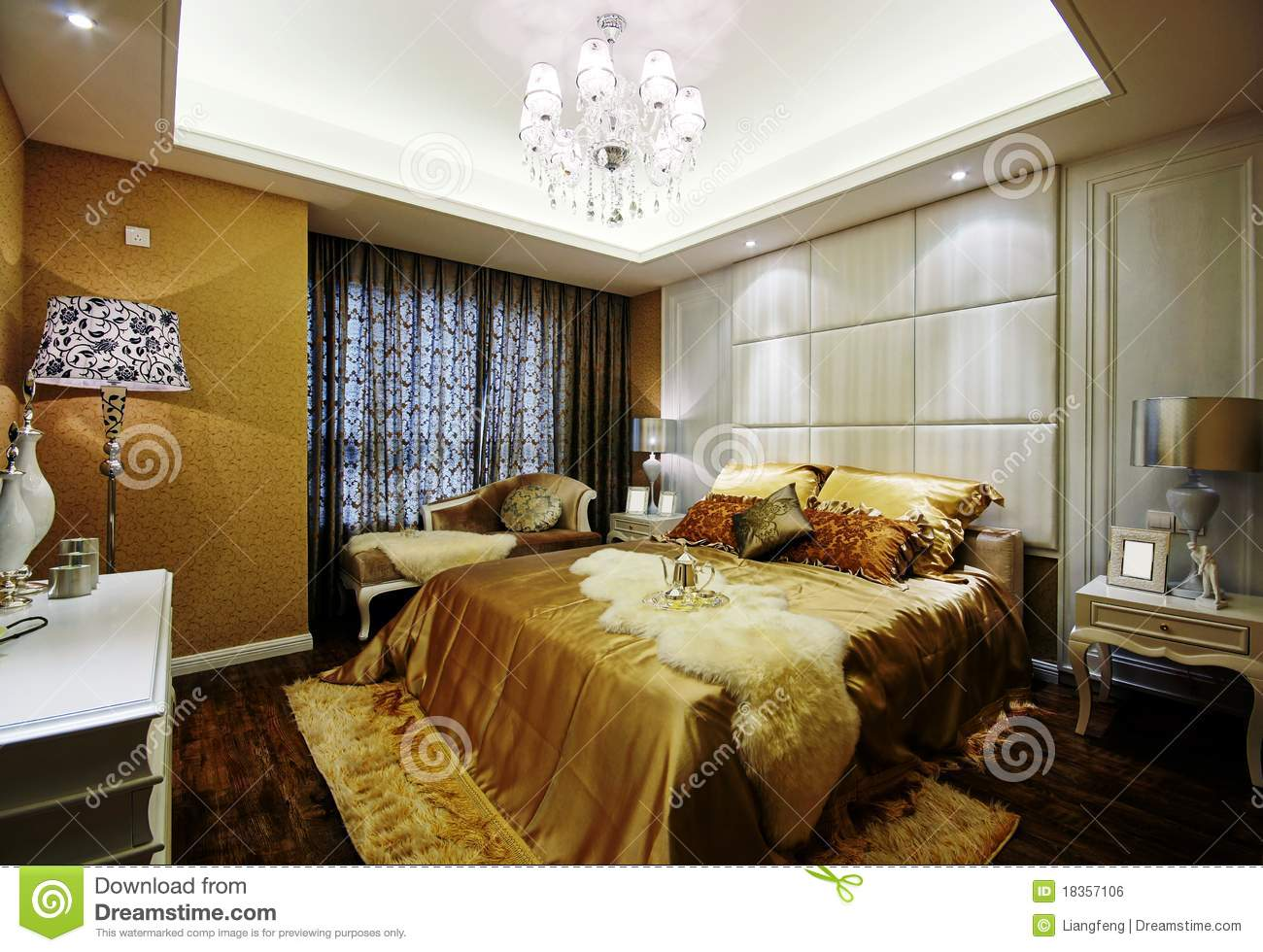 Beautiful room decoration royalty free stock image image How to make room attractive