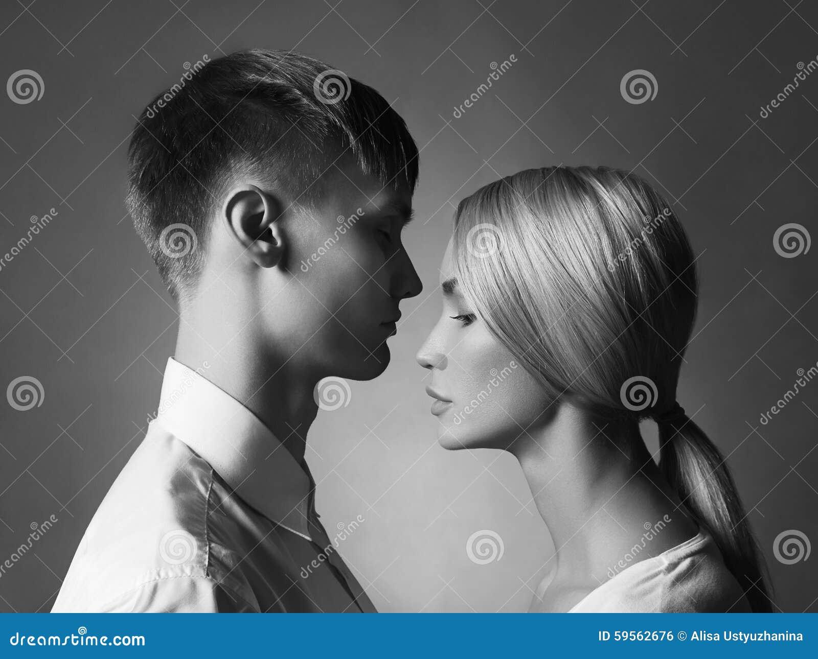 Beautiful sad couple stock photo image of male beautiful - Beautiful sad couple images ...