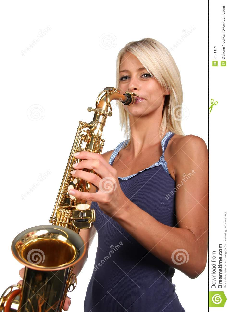 Picture sax girls