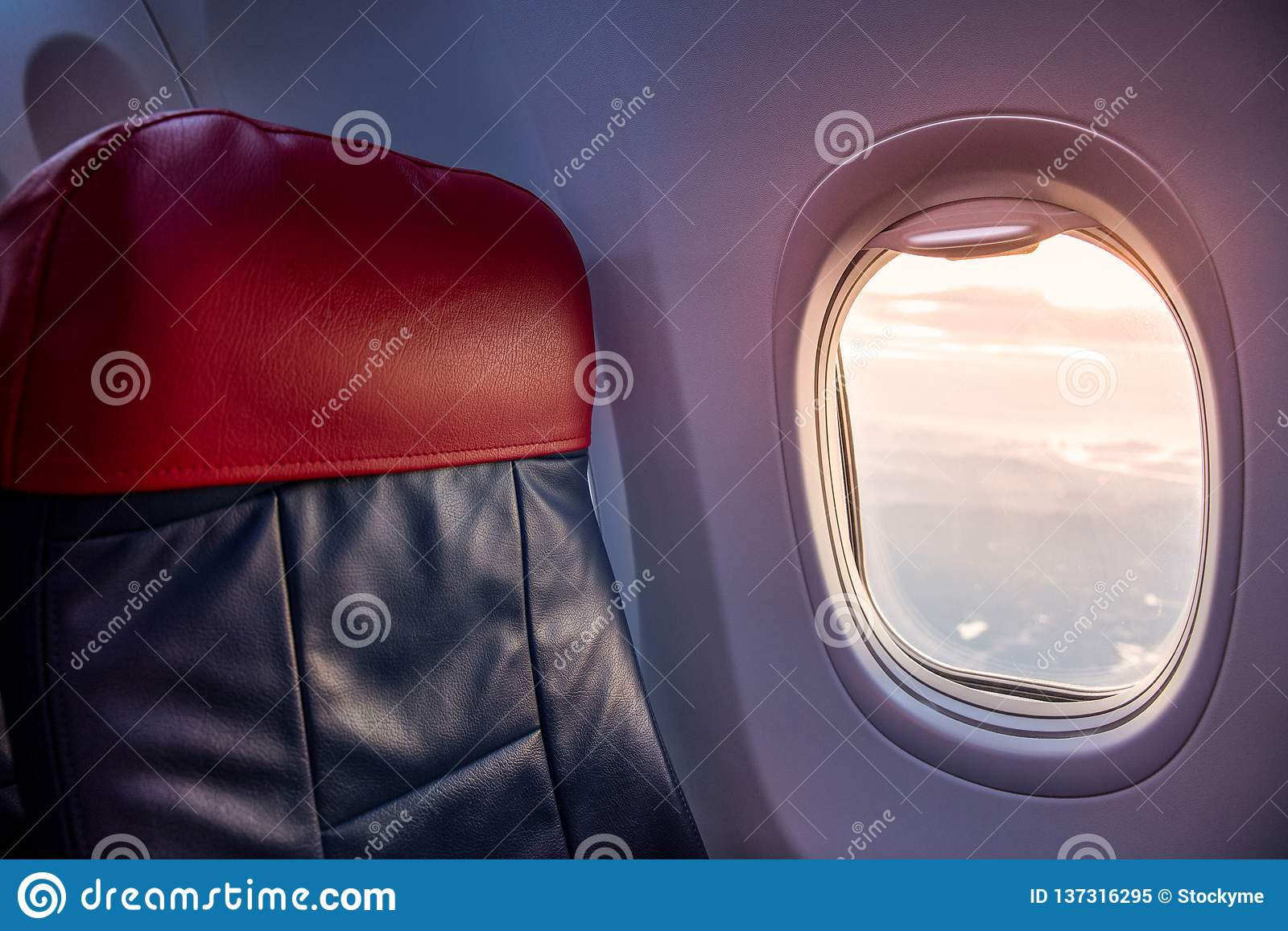 Strange Beautiful Scene Of Aeroplane Window Seat Travel Concept Cjindustries Chair Design For Home Cjindustriesco