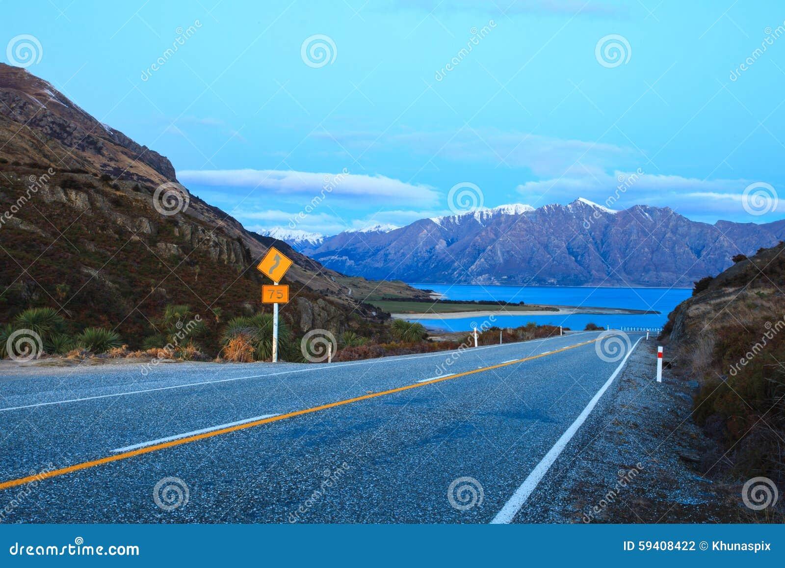 South Island New Zealand September