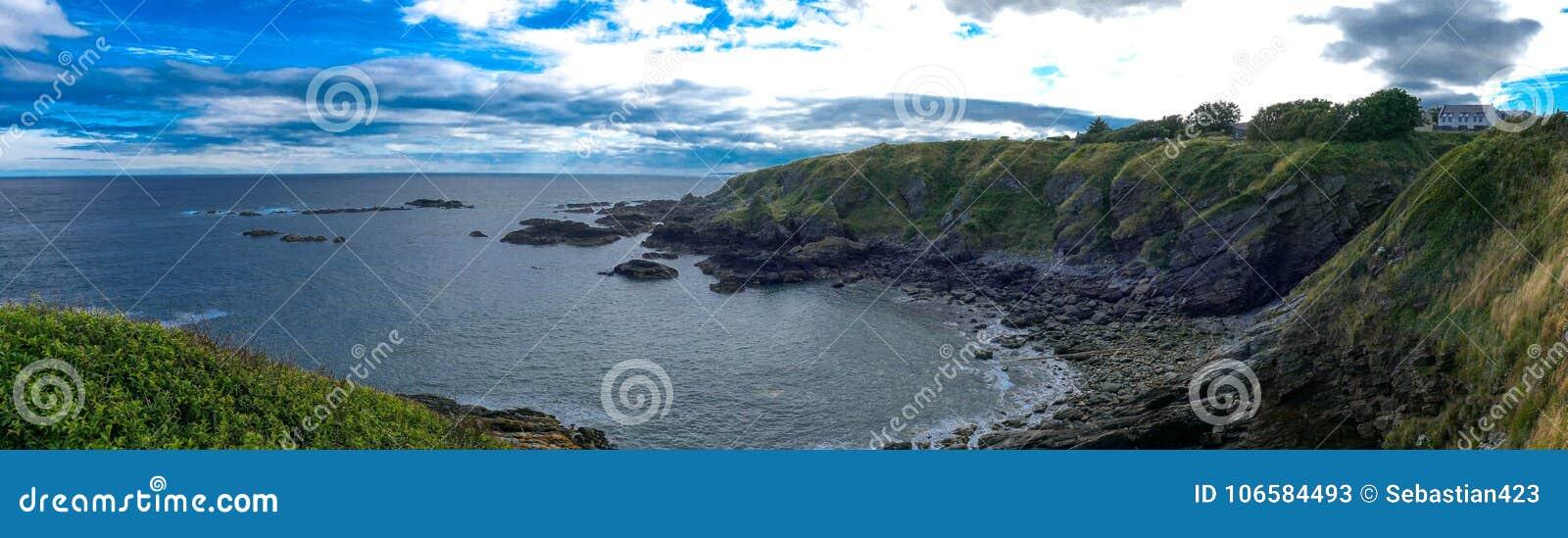 Beautiful Scotland - East Coast Panorama