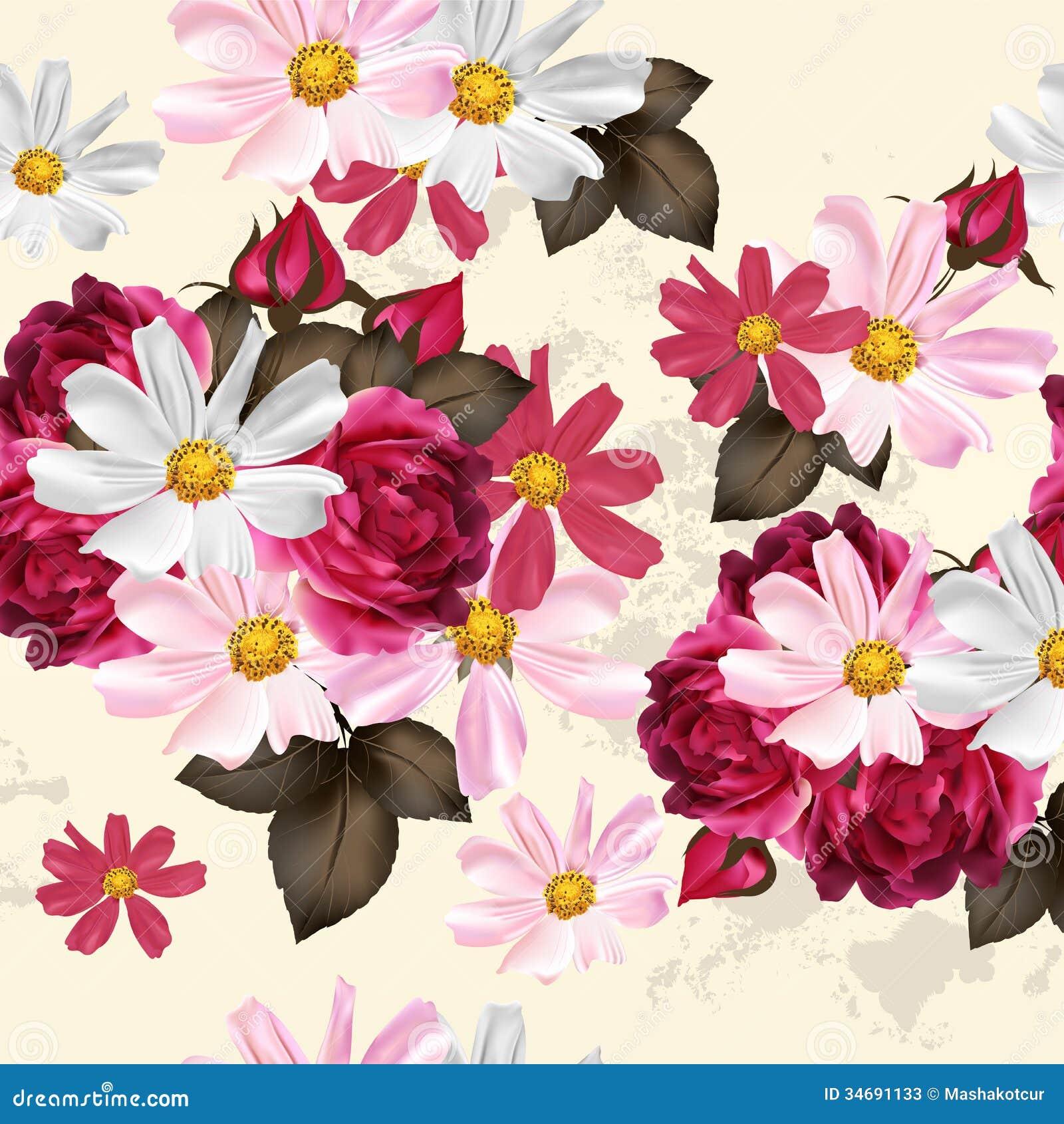 beautiful floral wallpaper designs - photo #37