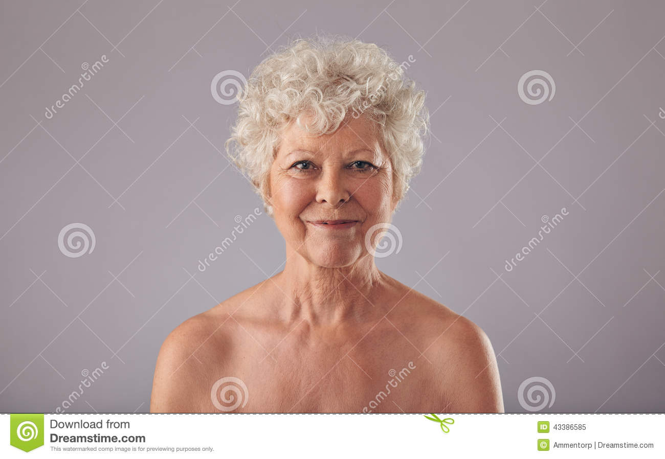 Women Nude Old 65